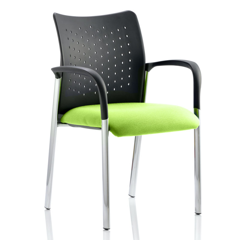 Academy Bespoke Colour Seat With Arms Myrhh Green