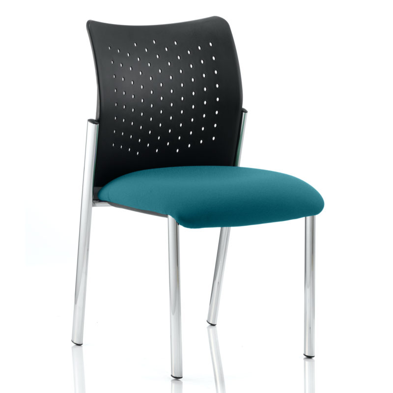 Academy Bespoke Colour Seat Without Arms Maringa Teal