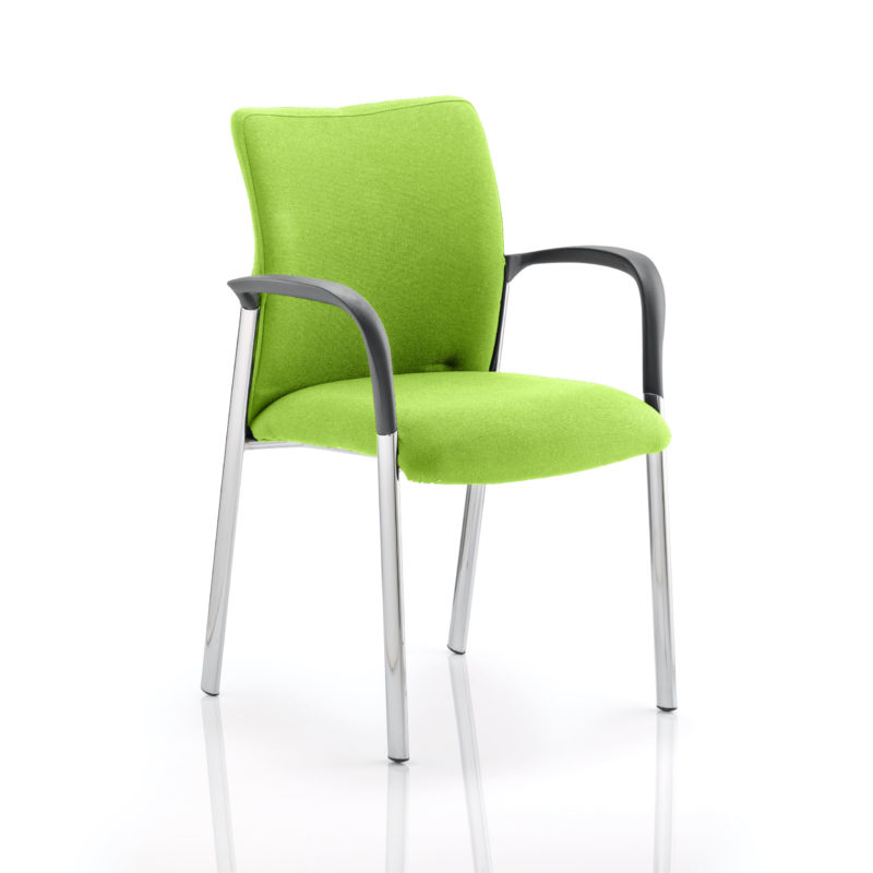 Academy Bespoke Colour Fabric Back And Bespoke Colour Seat With Arms Myrhh Green