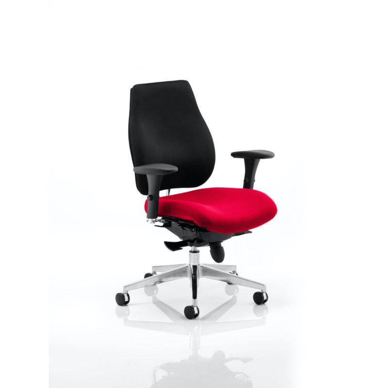 Chiro Plus Bespoke Colour Seat Bergamot Cherry