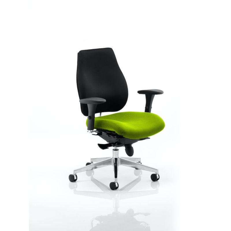 Chiro Plus Bespoke Colour Seat Myrhh Green