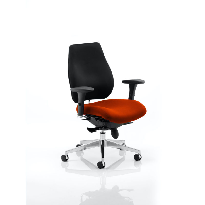 Chiro Plus Bespoke Colour Seat Tabasco Red