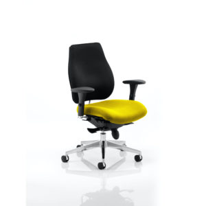 Chiro Plus Bespoke Colour Seat Senna Yellow