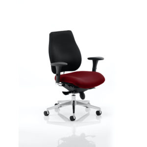 Chiro Plus Bespoke Colour Seat Gingseng Chilli