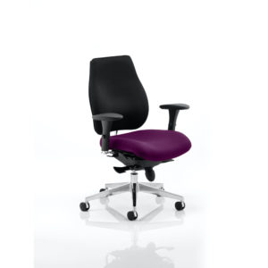 Chiro Plus Bespoke Colour Seat Tansy Purple