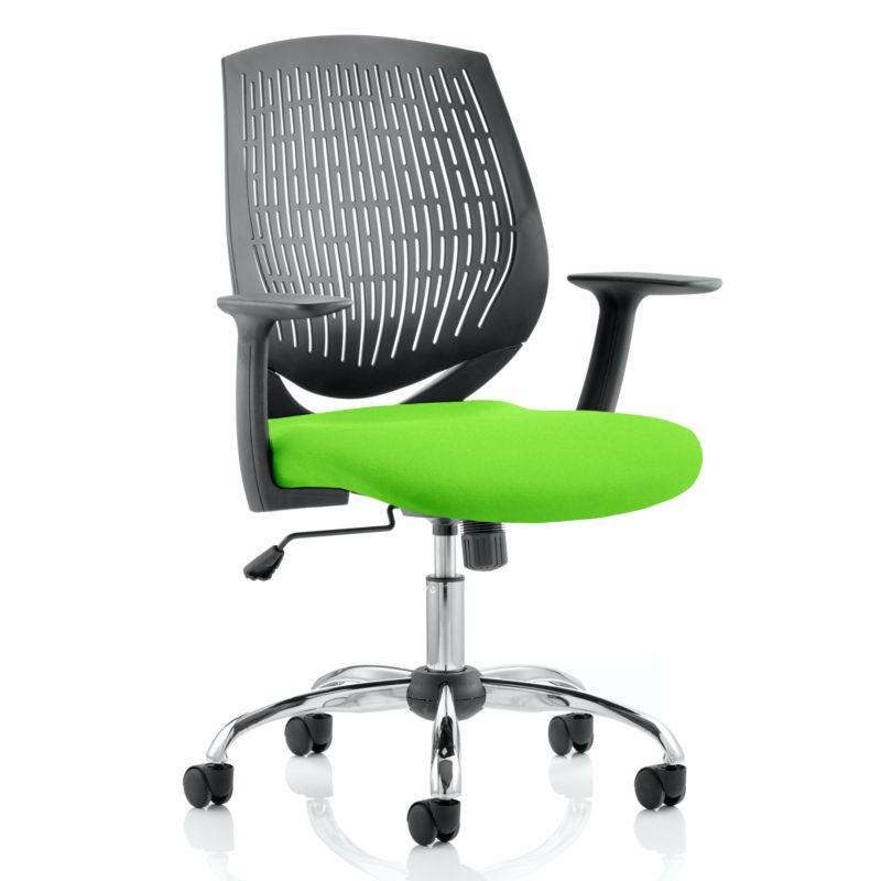 Dura Bespoke Colour Seat Myrhh Green