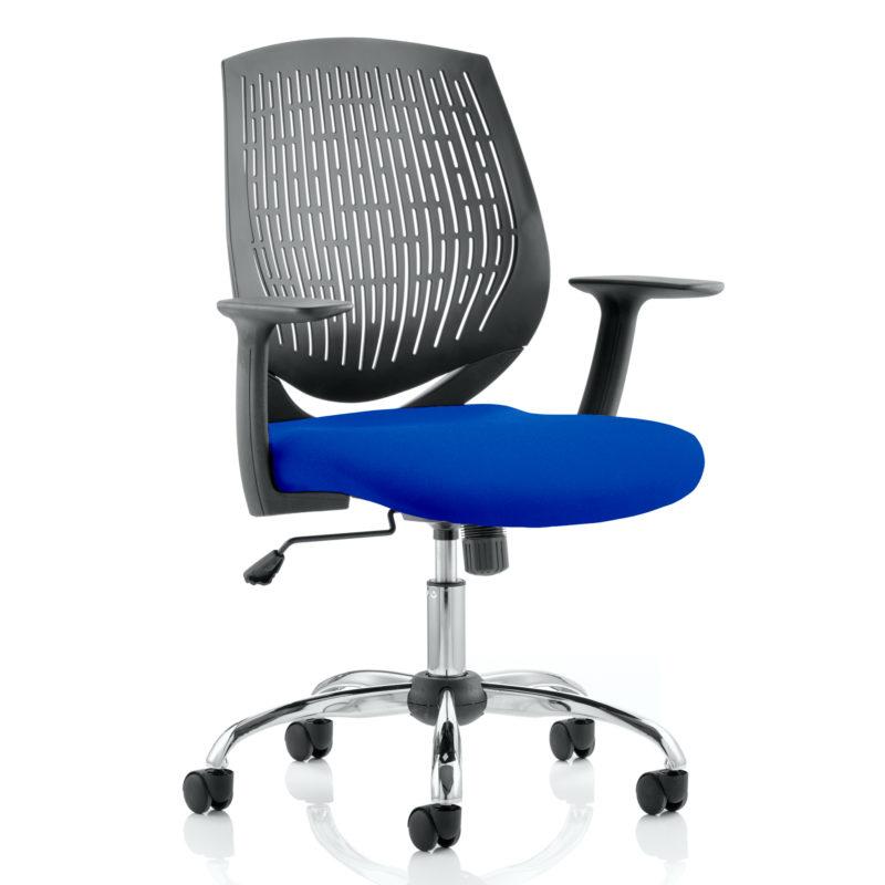 Dura Bespoke Colour Seat Stevia Blue