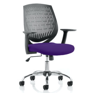 Dura Bespoke Colour Seat Tansy Purple