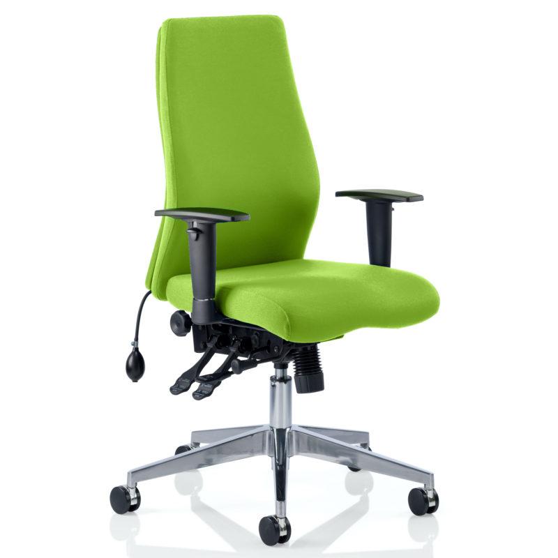 Onyx Bespoke Colour Without Headrest Myrhh Green