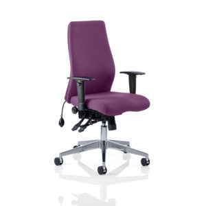 Onyx Bespoke Colour Without Headrest Tansy Purple