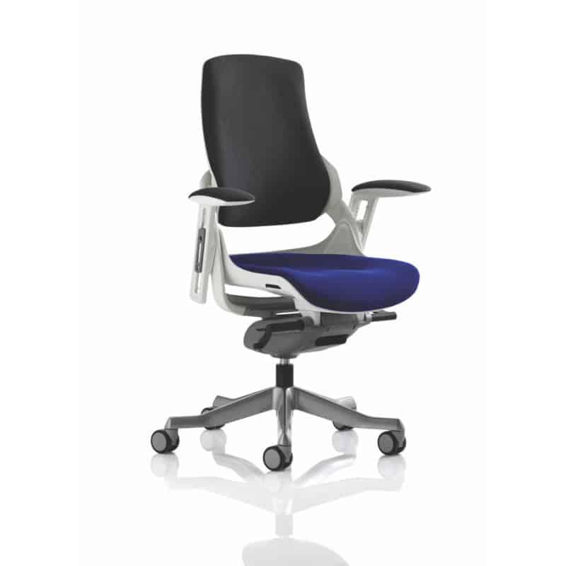 Zure Bespoke Colour Seat Stevia Blue
