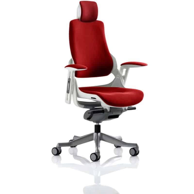 Zure With Headrest Fully Bespoke Colour Bergamot Cherry