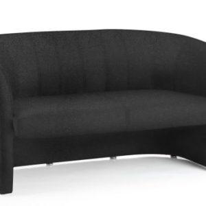 Neo Twin Tub Black Fabric