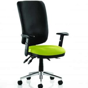 Chiro High Back Bespoke Colour Seat Myrhh Green