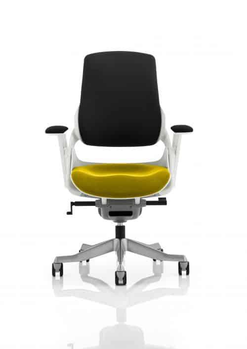 Zure Bespoke Colour Seat Senna Yellow